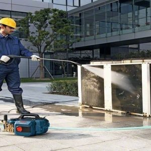 How to Use a Pressure Washer Safely